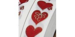 Cinta Corazónes 3cm D