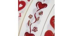Cinta Corazónes 3cm C